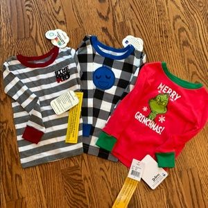 Other - Toddler Pajama Long Sleeve Tops